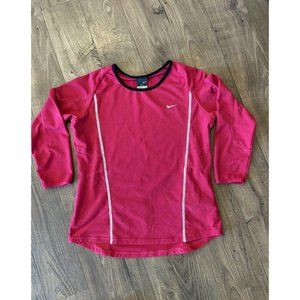 NIKE Dri-Fit Elite 126539 Fitted Long Sleeve Shirt